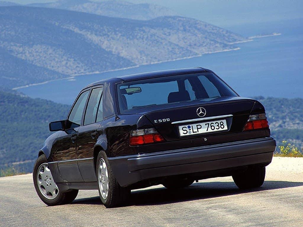 Mercedes-Benz W124 500E/E500: The first true four-door Porsche was