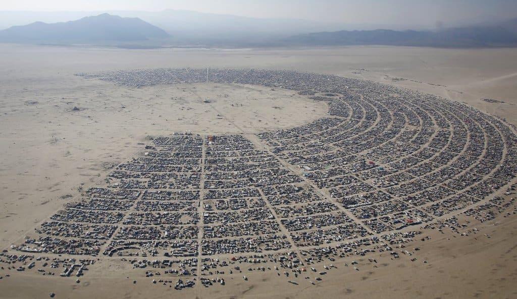 The 2012 Burning Man Meet