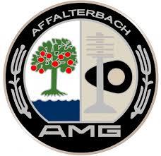 AMG rondel