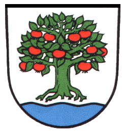 with Affalterbach coat of arms