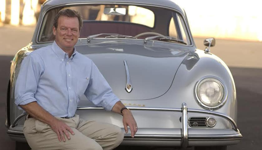 Keith Martin Keith Martin, founder and publisher of Sports Car Market.