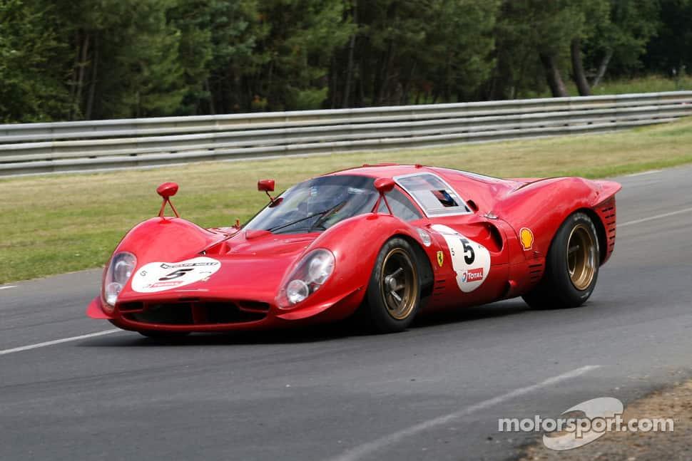The Ferrari 330 P3