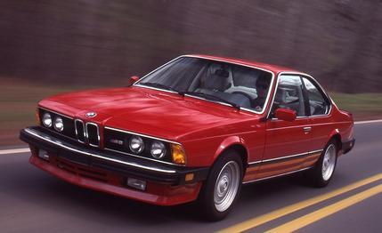 The high-performance 1987 BMW M6 was the first street legal mass production M car to come from BMW's elite Motorsport division. Engines were hand-built and MSRP's were at least 30% higher than a nno-M models.
