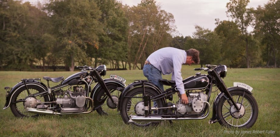 Wall Street Journal Bmw Motorcycles And A Tour Through History