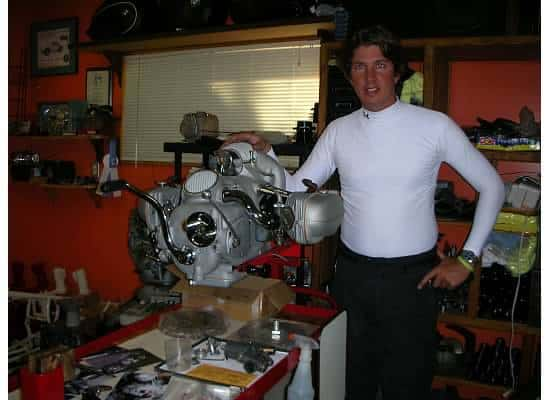 PER with R5 Motor 2006 Seattle