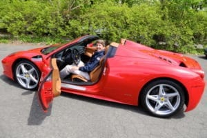 The Ferrari 458 Spyder: If you have the means I highly recommend picking one up!
