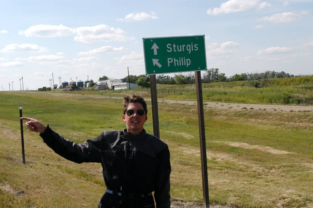 Closing in on Sturgis for Bike Week