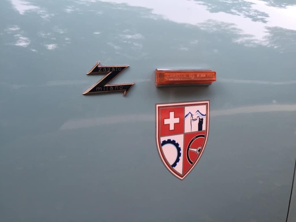 Zagato coachwork galor.