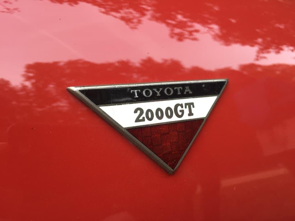 Beautiful Toyota GT