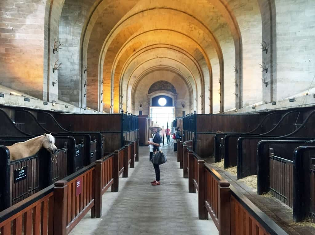 The stables at Chantilly