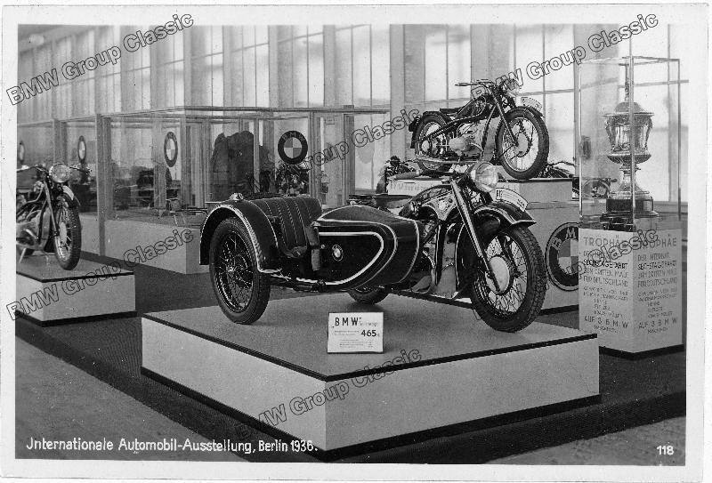Vintage German Motorcycles: The Ultimate Pre War BMW Motorcycle