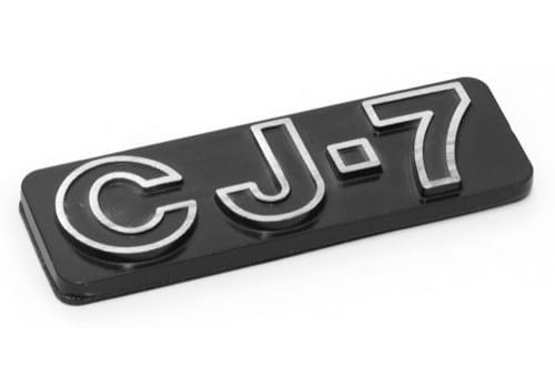 OMXDMC-5457017-Jeep-CJ7-Rugged-Ridge-Emblem