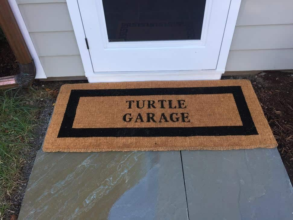 Building The Perfect Beast: The Construction Of Turtle Garage