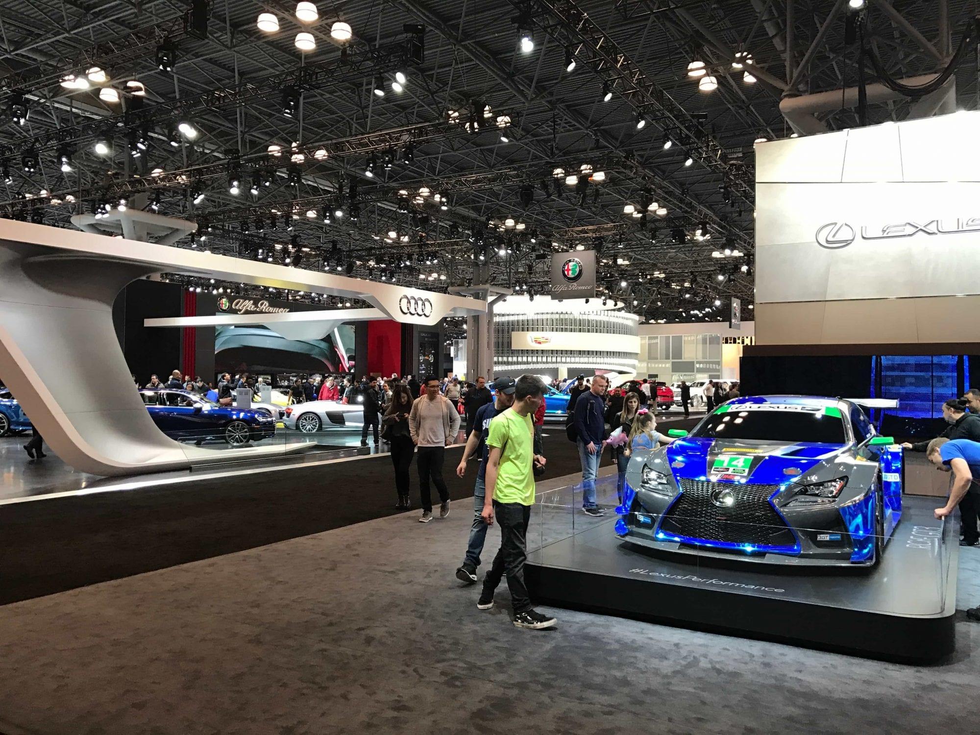 2017 New York Auto Show America First