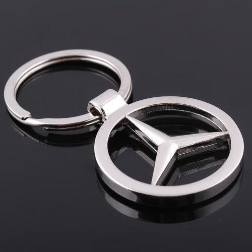 Mercedes benz car keychain turtle garage for Mercedes benz keychain