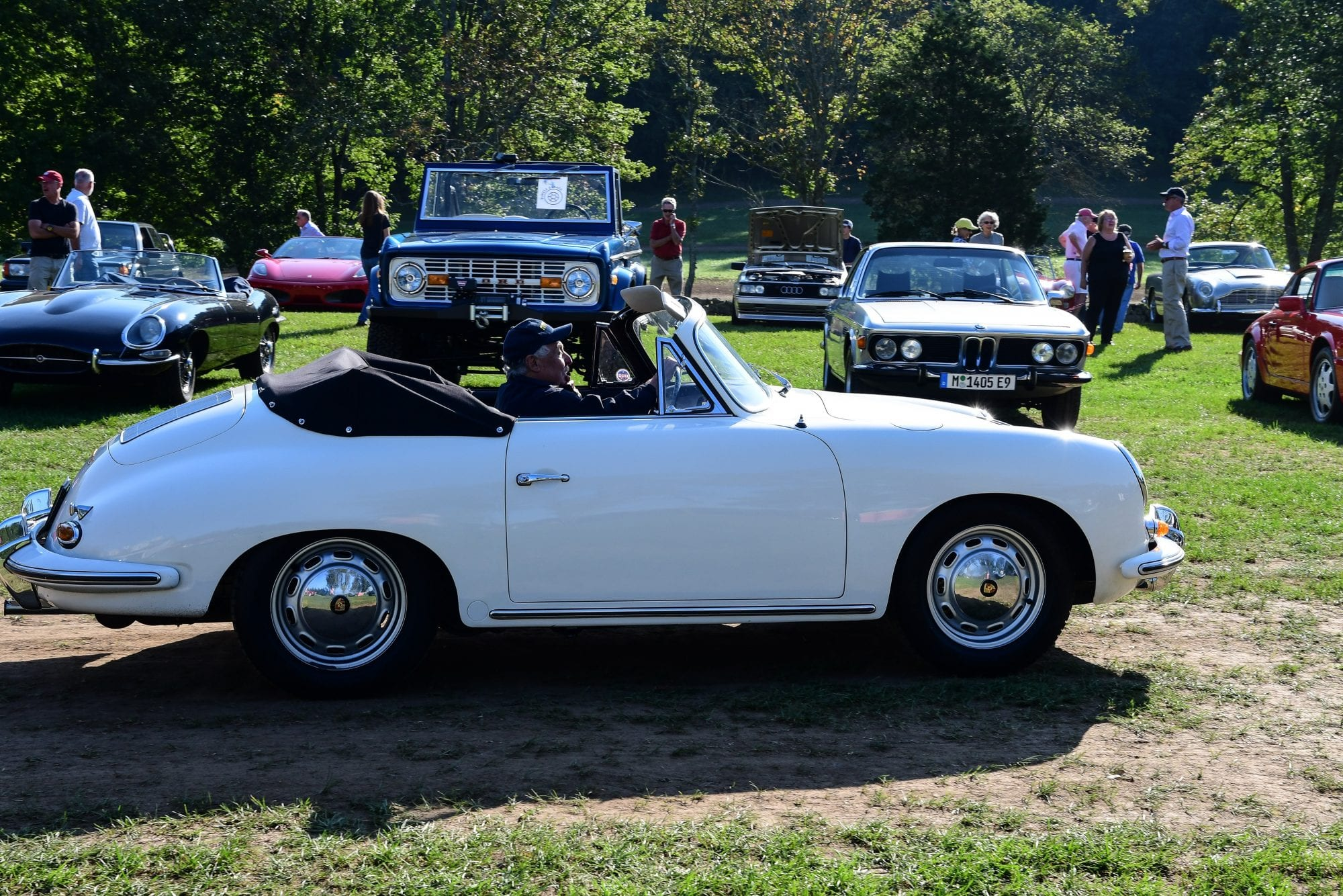 The Turtle Invitational Classic Cars Camaraderie And