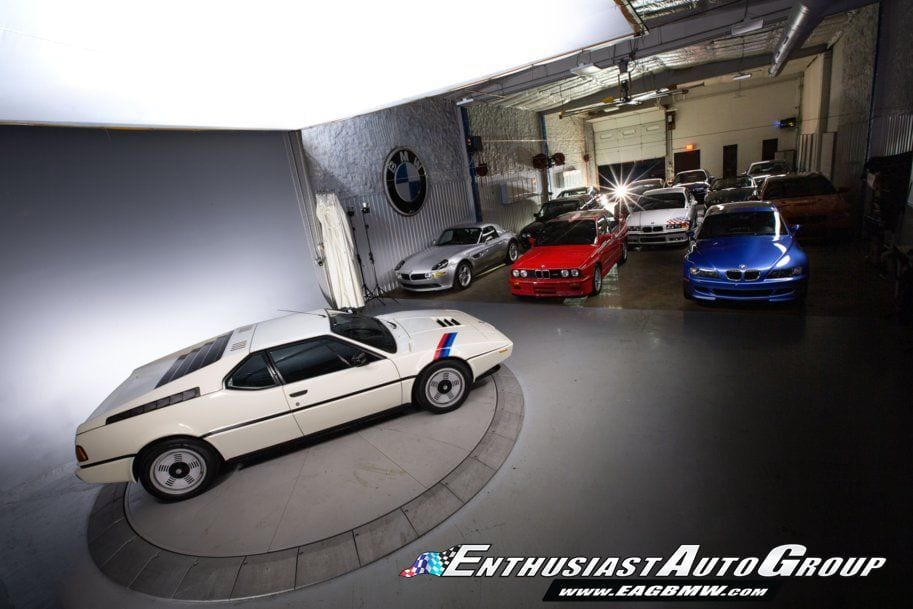 The Collection Of Bmw Legends Turtle Garage