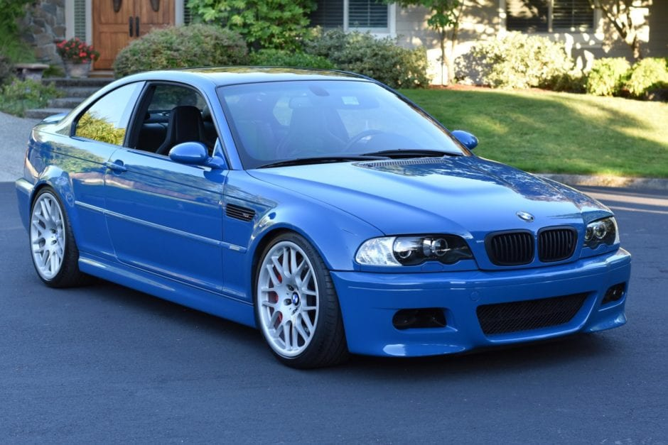 BMW E46 M3 >> 2003 Bmw E46 M3 Coupe The New Normal Turtle Garage