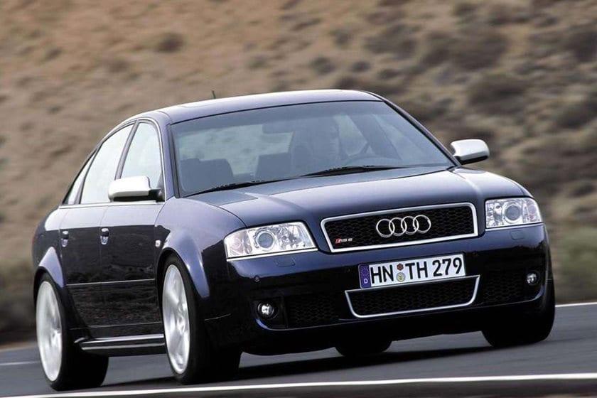 Audi RS6 photo